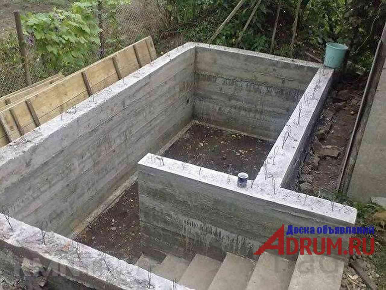 Погреб строительство под ключ. Любые материалы в Красноярске