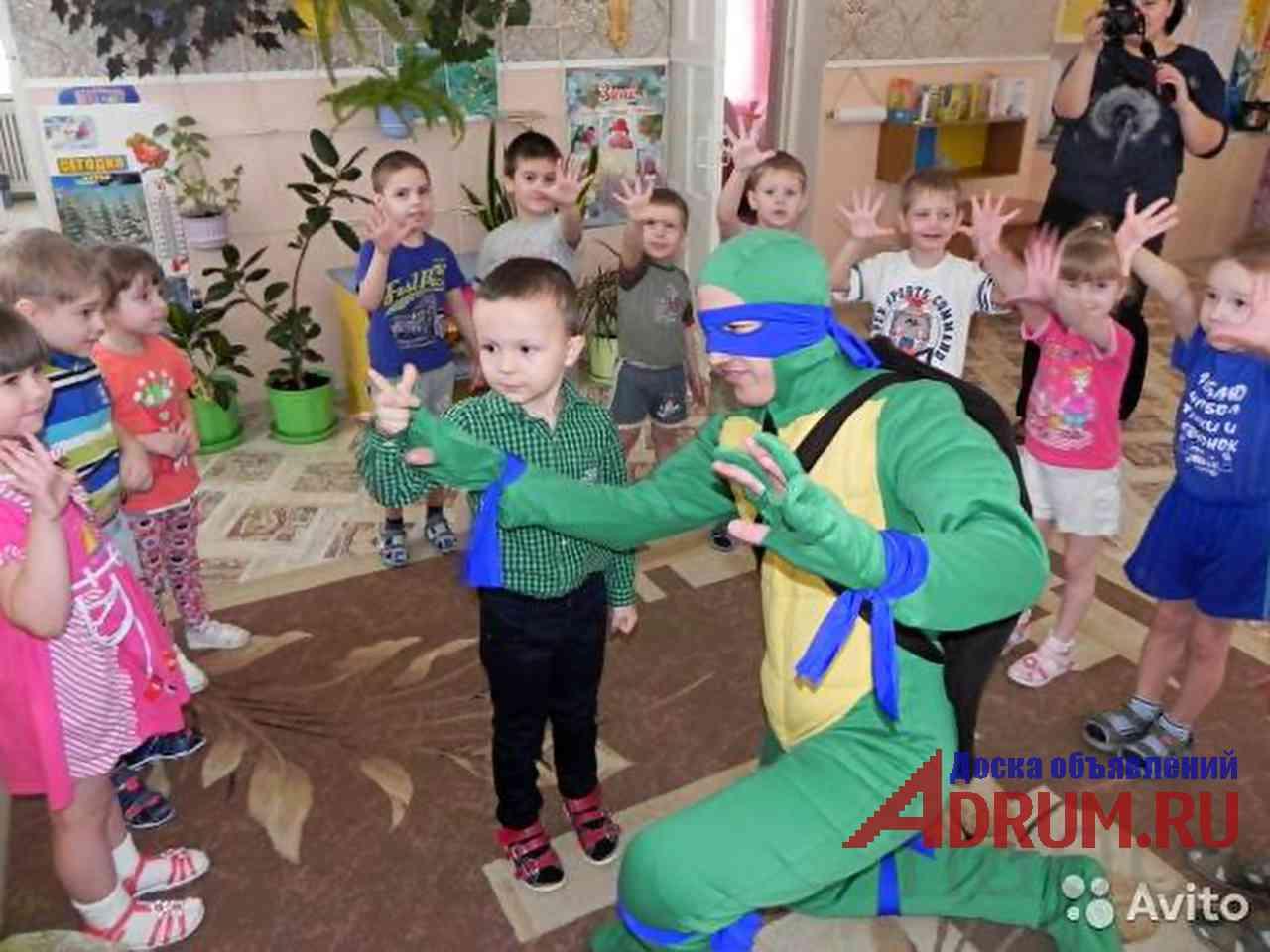 Аниматор на детский праздник в Губкине