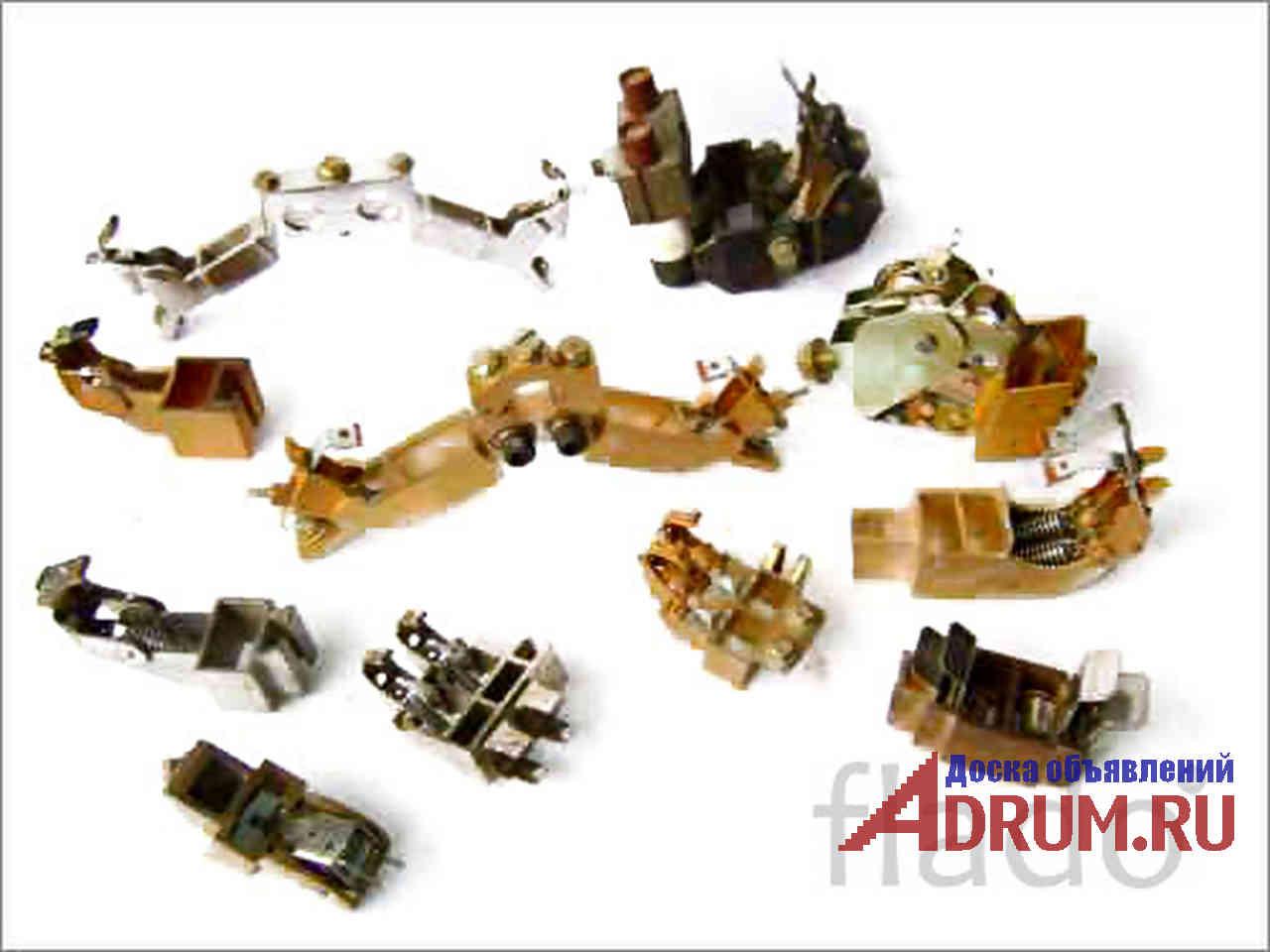 Щеткодержатели ЭД-118, ЭД-118, НБ-511, ДтнПК, ЗУ, ДРТ-13, ДК-409, 410 в Ижевске, фотография 1, объявление в категории «Промышленное» на сайте adrum.ru
