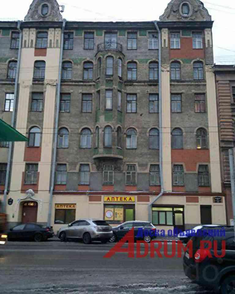 Комната 150 м в 1 - к, 46 эт. в Санкт-Петербургe