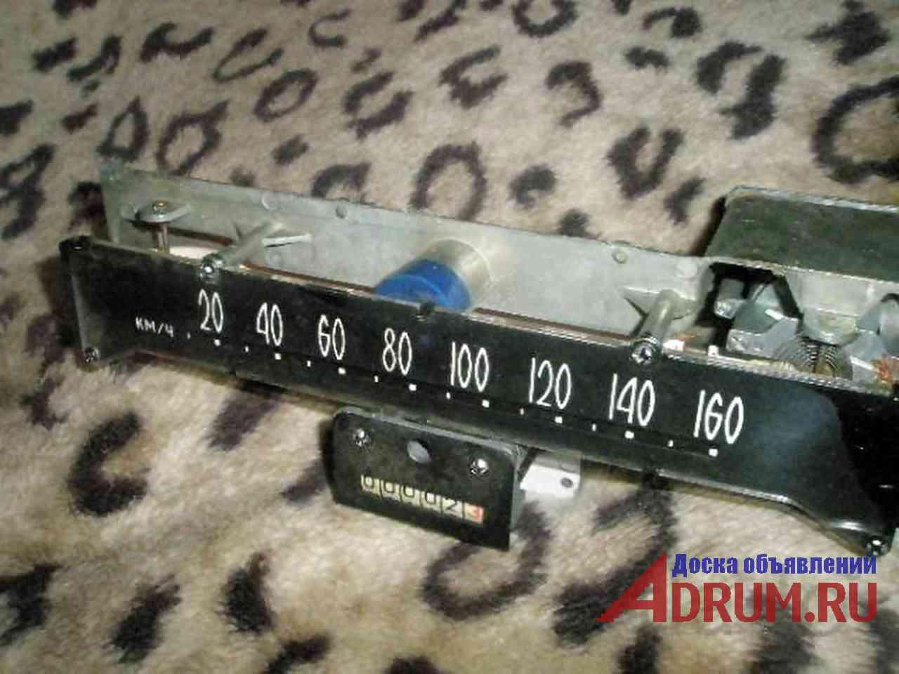 Ленточный спидометр газ 24 ранний на ретро - автомобиль СП - 104 в Москвe