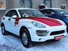 """Спортивный внедорожник Porsche Cayenne на заказ в Челябинске, объявление в категории """"Автомобильный бизнес"""""""