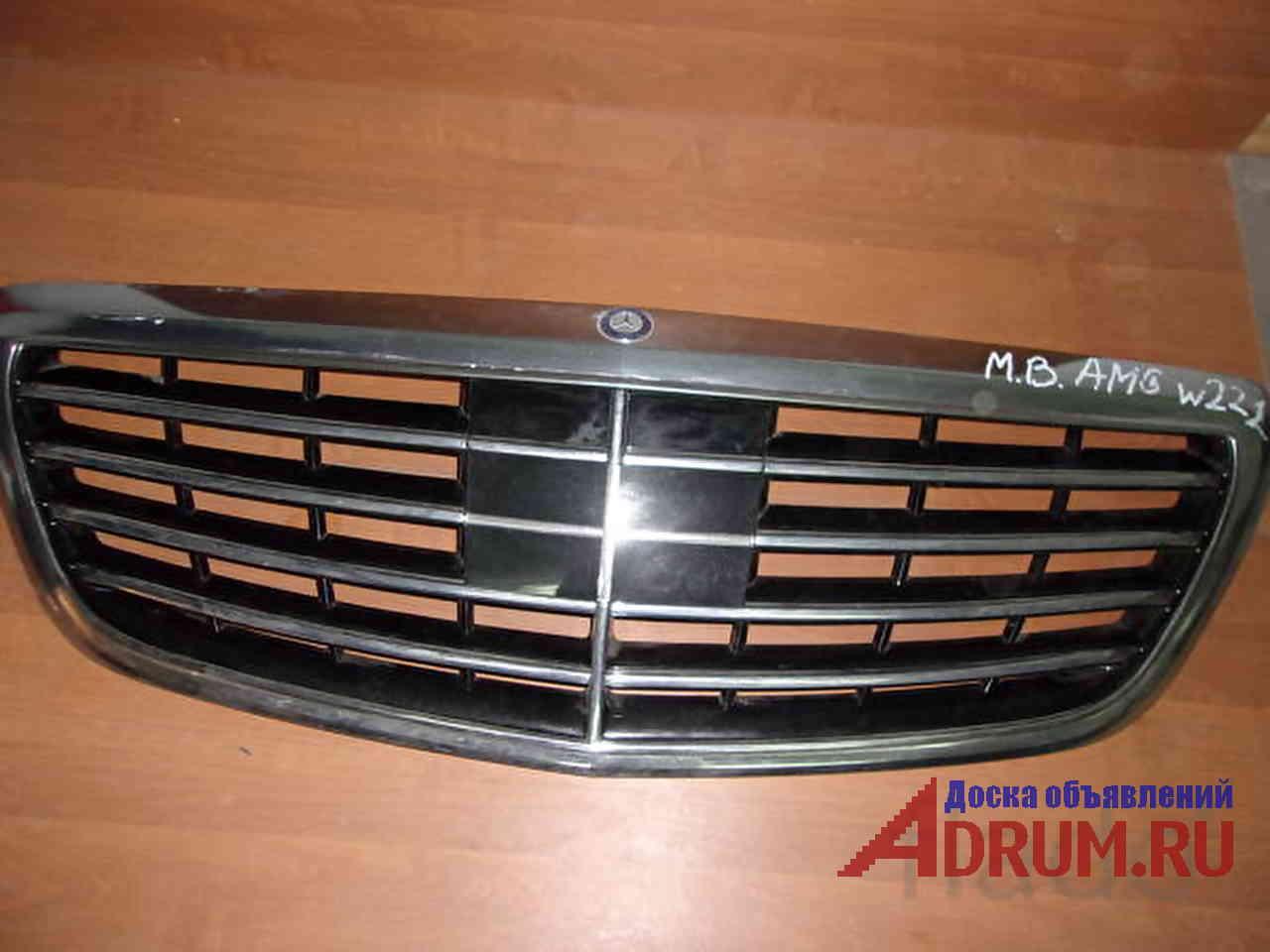 Решетка радиатора Мерседес S - класса w 222 amg c 13 по нв в Москвe