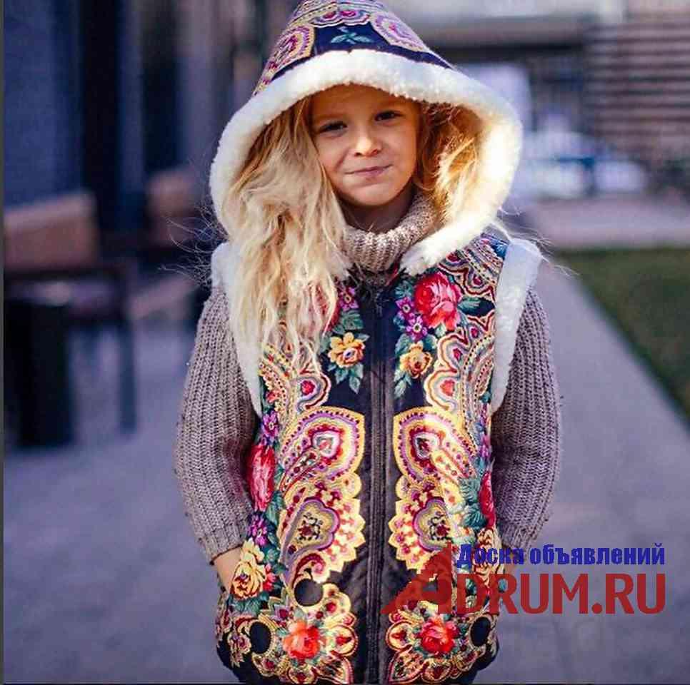 Продаю куртки, жилеты Матрешка в Архангельске