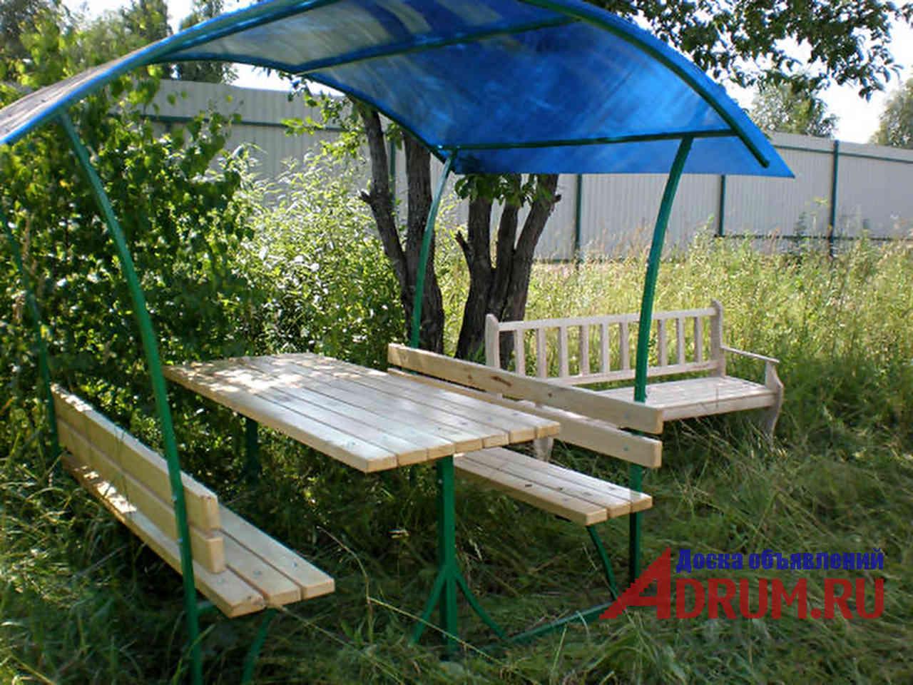 Беседки и садовая мебель. в Альметьевске, фото 1