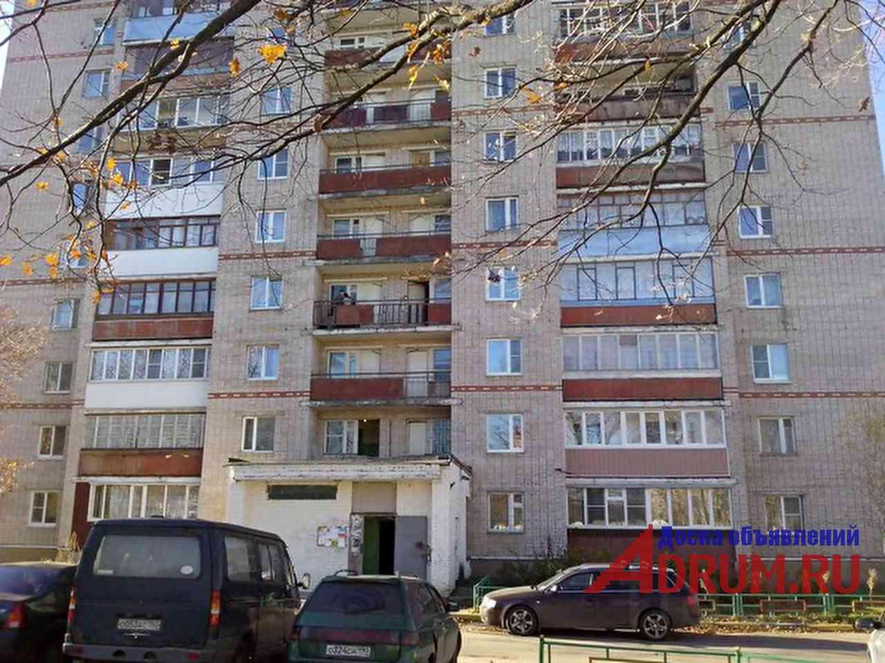 Продаю двухкомнатную квартиру, 53 кв. метров, 8 этаж в 9 этажном доме в Наро-Фоминске